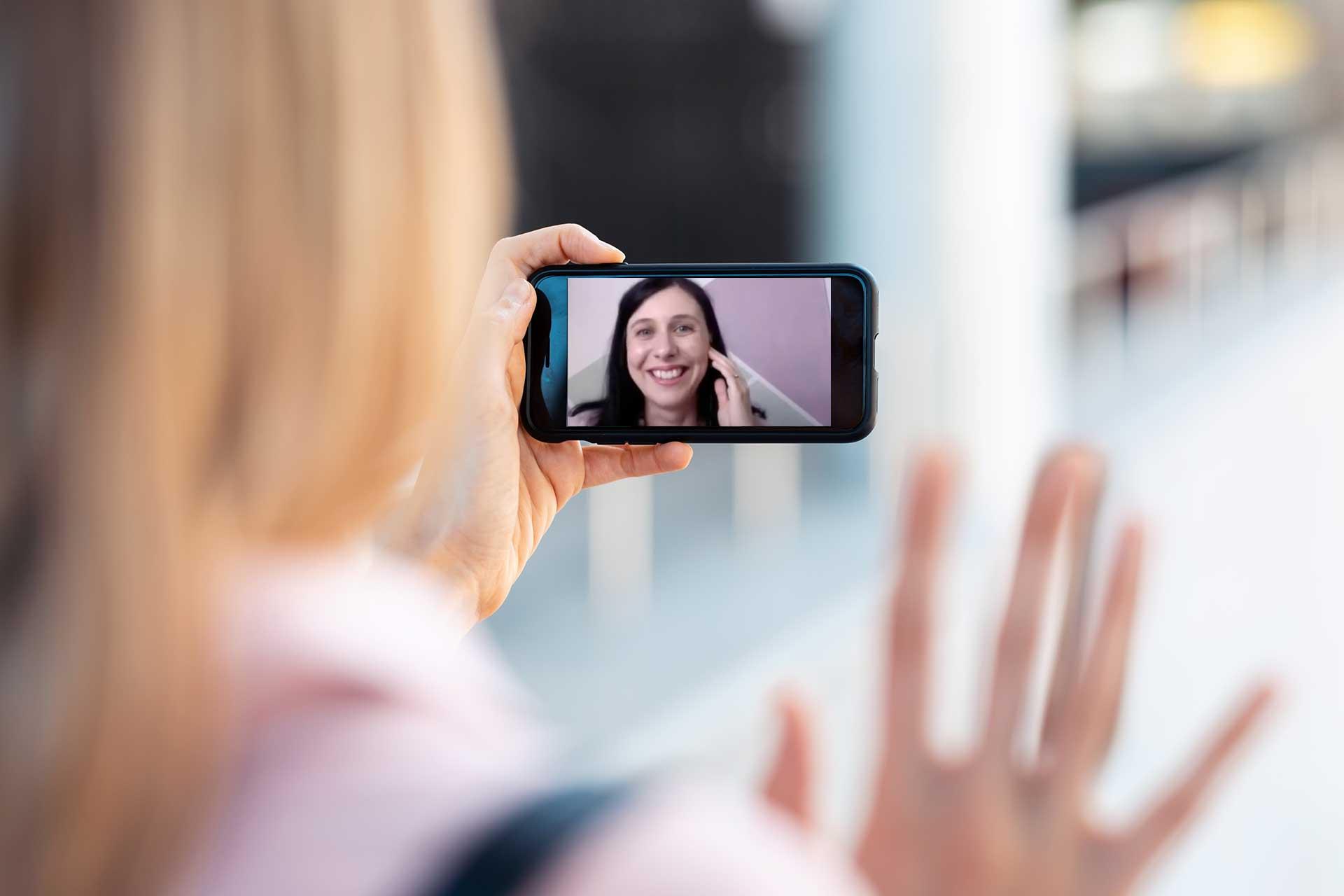 skype con Linda Pareschi - consulenza